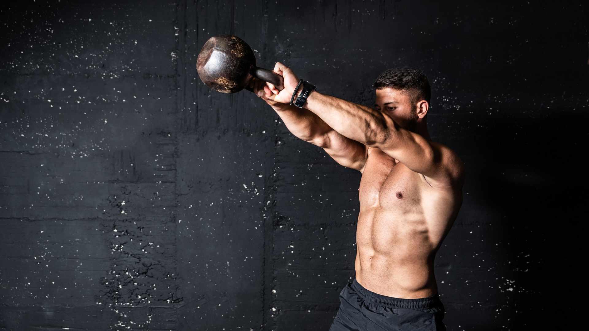 kaip padidinti raumenu mases nari