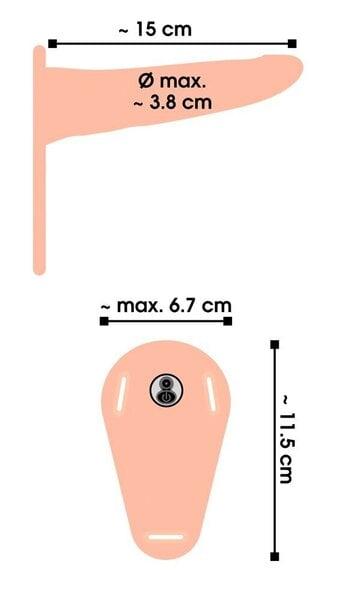 kaip suzinoti iprasta nario dydi