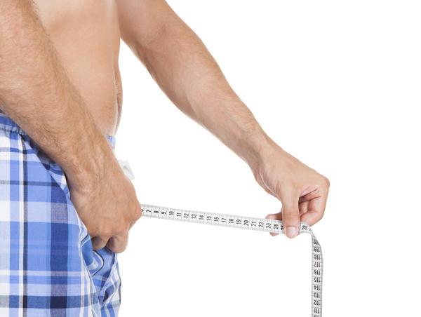 kaip suprasti kokio dydzio yra vaikinas penis tromboflebitas ant varpos