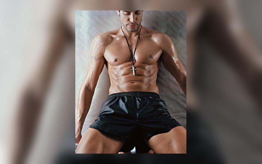 pratimai vyrams siekiant pagerinti erekciją
