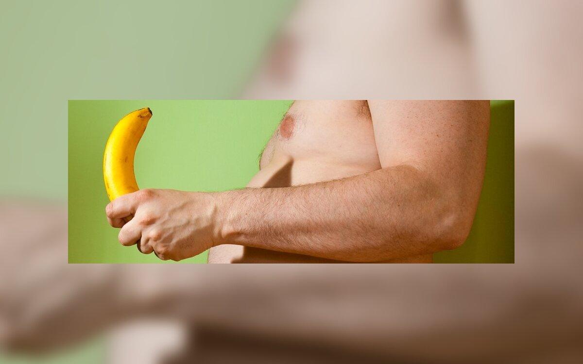 dažna erekcija yra normali