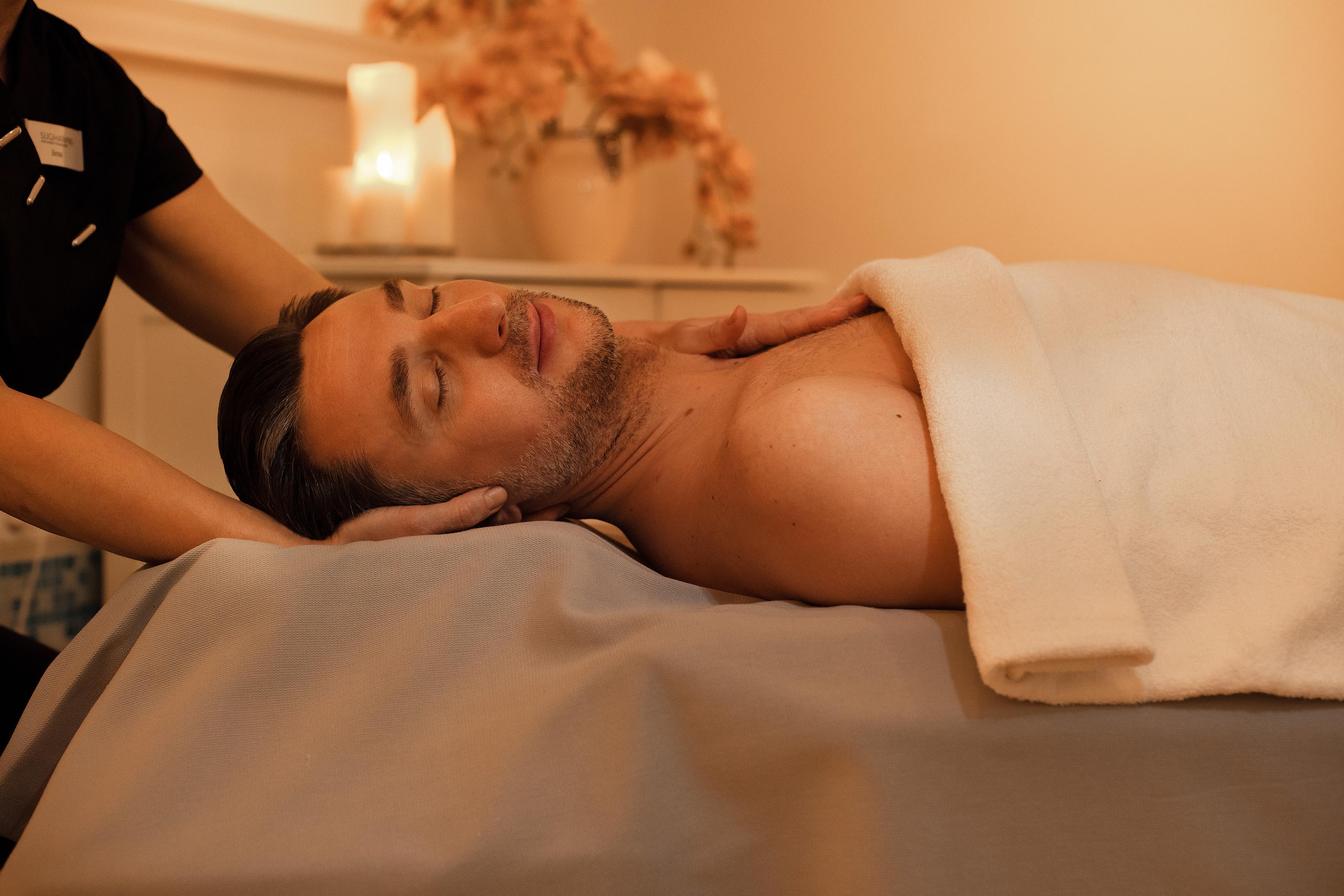 kaip padaryti masažą erekcijai
